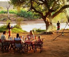 Elephant Watch Camp, about, our team, breakfast, fresh food, samburu warriors, guests, wild safaris, wildlife safaris, Big Five animals, Samburu National Reserve, Elephant Watch Portfolio, Nairobi, Kenya, conservation