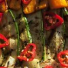 Olerai, Olerai House, Naivasha, sanctuary, Lake Naivasha, Elephant Watch Portfolio, Nairobi, Kenya, Great Lakes, Great Rift Valley, salad, grilled vegetables, organic garden, organic food
